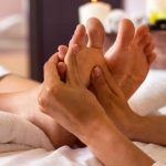 Foot Care in a St. John's spa